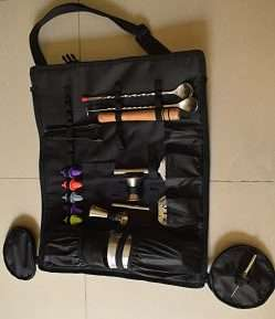 bolso para utensilios